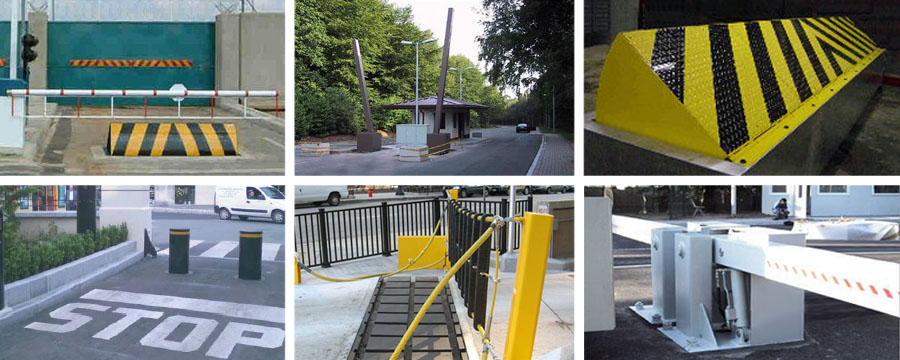 ETI provides power to various types of automated security barriers: Net barriers, bollards, anti-ram barriers and more.